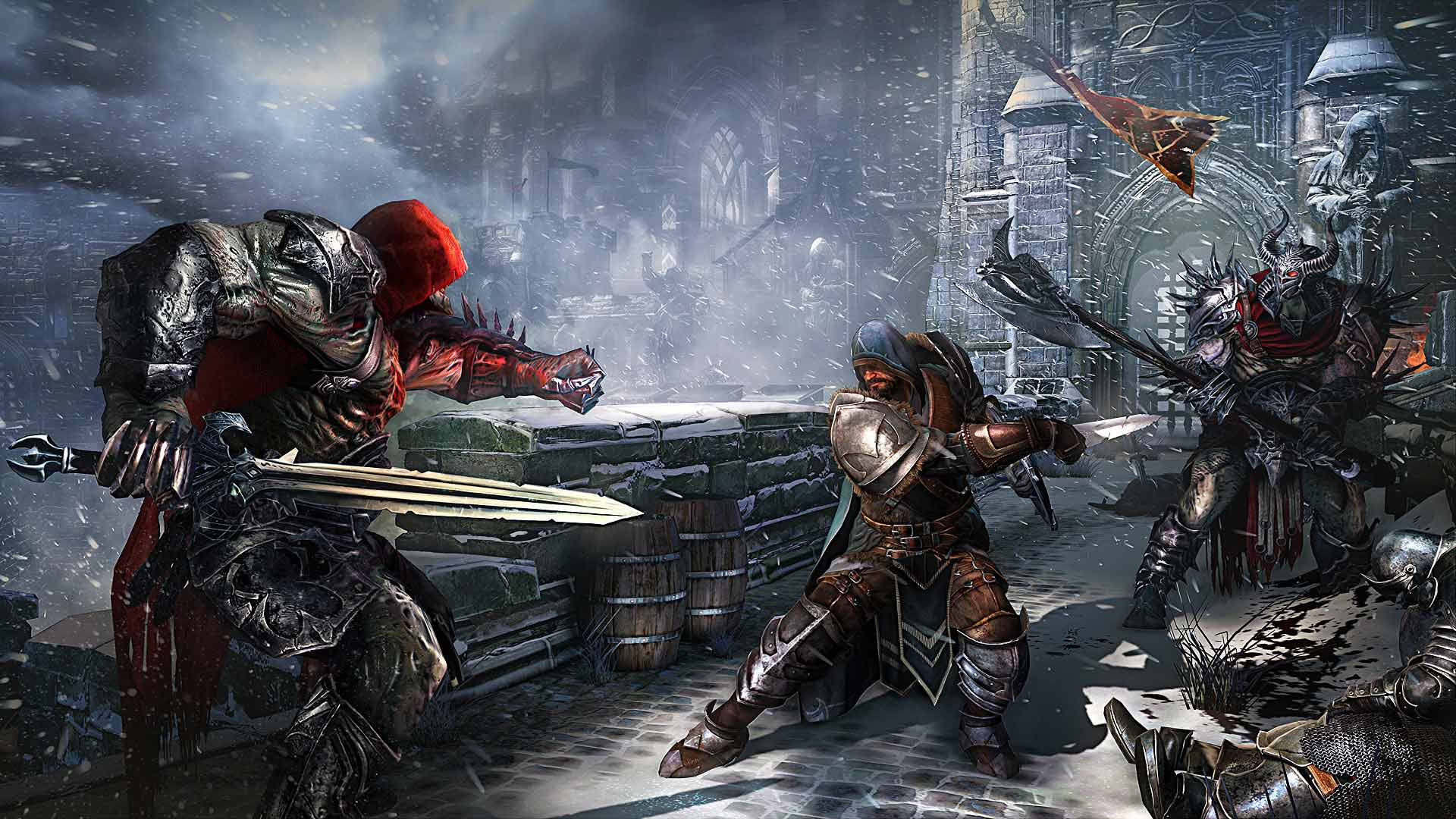 Lords Of The Fallen Soundtrack Download Free