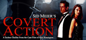 Sid Meier's Covert Action (Classic) cover art