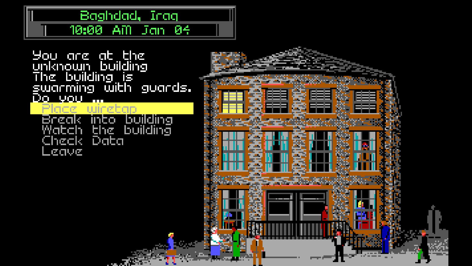 Sid Meier's Covert Action screenshot 2