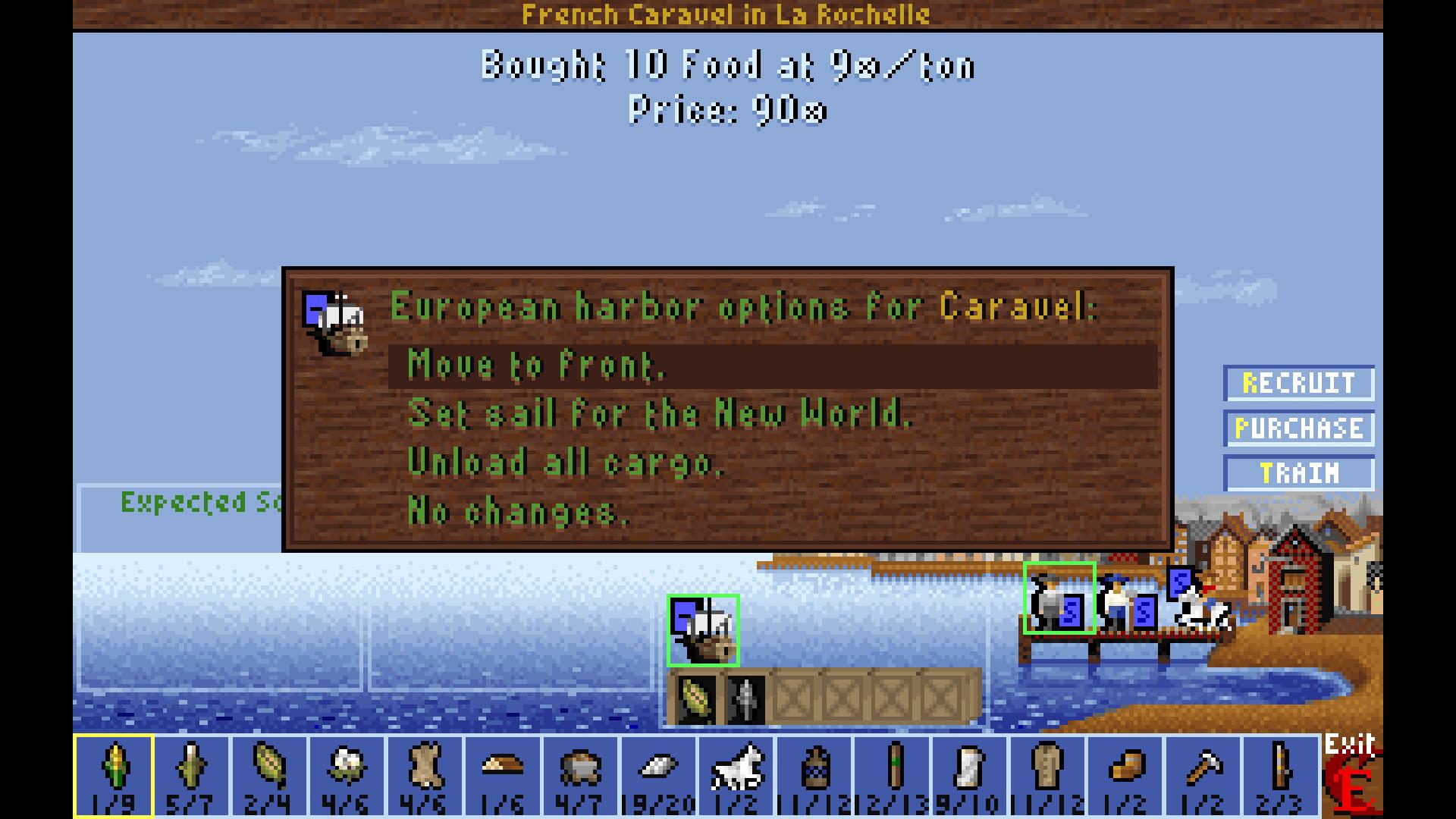 Sid Meier's Colonization screenshot 2