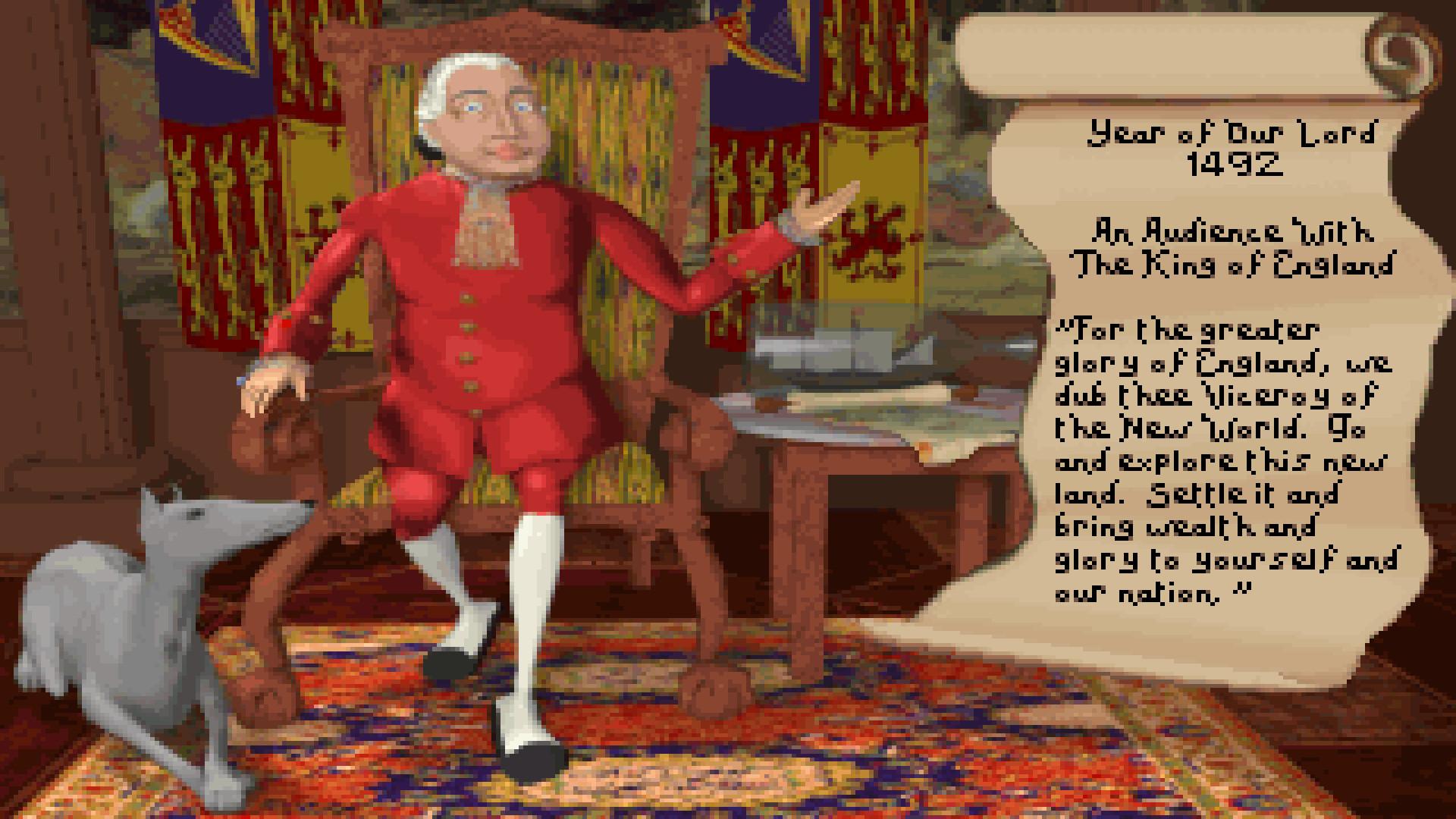 Sid Meier's Colonization screenshot 1