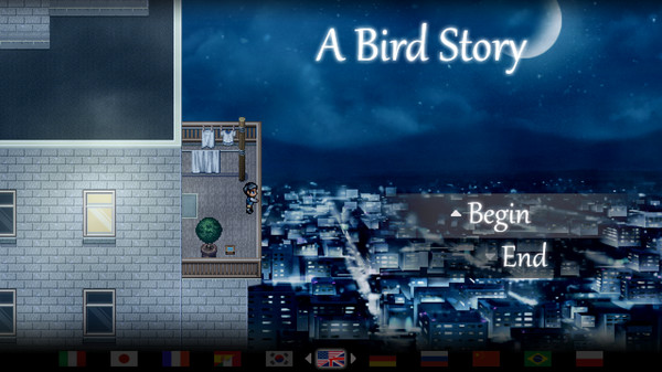 Screenshot of A Bird Story