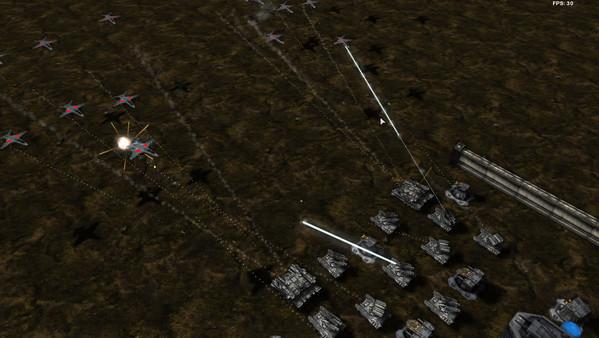 Скриншот из RTS Creator