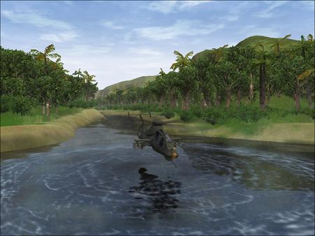 Скриншот из Comanche 4