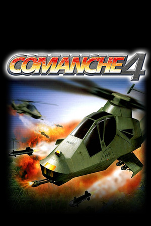 Comanche 4 poster image on Steam Backlog