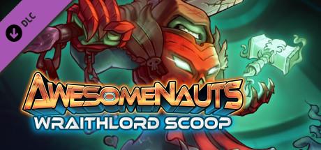 Awesomenauts - Wraithlord Scoop Skin