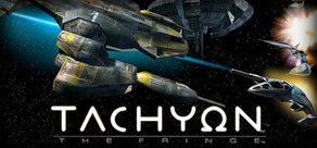 Tachyon: The Fringe cover art