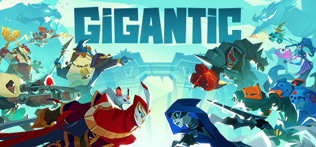 Gigantic cover art