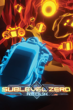 Sublevel Zero Redux poster image on Steam Backlog