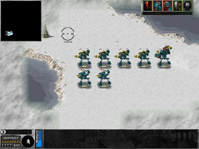 7th Legion screenshot 2