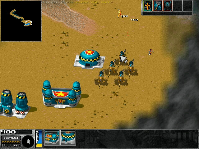 7th Legion screenshot 1