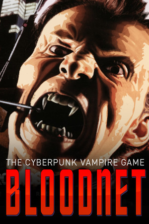 BloodNet poster image on Steam Backlog