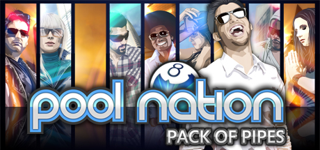 Pool Nation - Pack of Pipes
