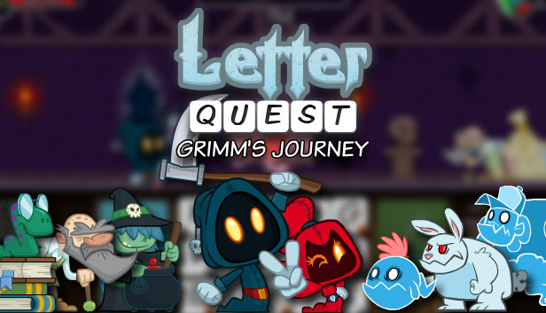 Letter Quest: Grimm's Journey on Steam