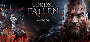 LOTF - Artbook cover art