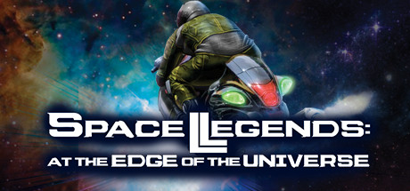 Space Legends: At the Edge of the Universe cover art