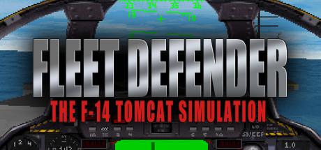 Fleet Defender: The F-14 Tomcat Simulation Thumbnail