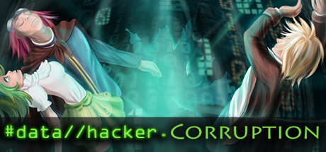 Data Hacker: Corruption title thumbnail