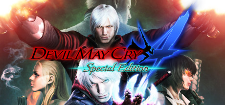 Devil May Cry® 4 Special Edition鬼泣4 特别版