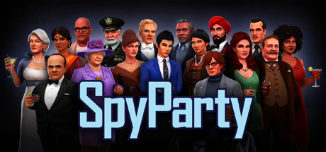SpyParty Banner