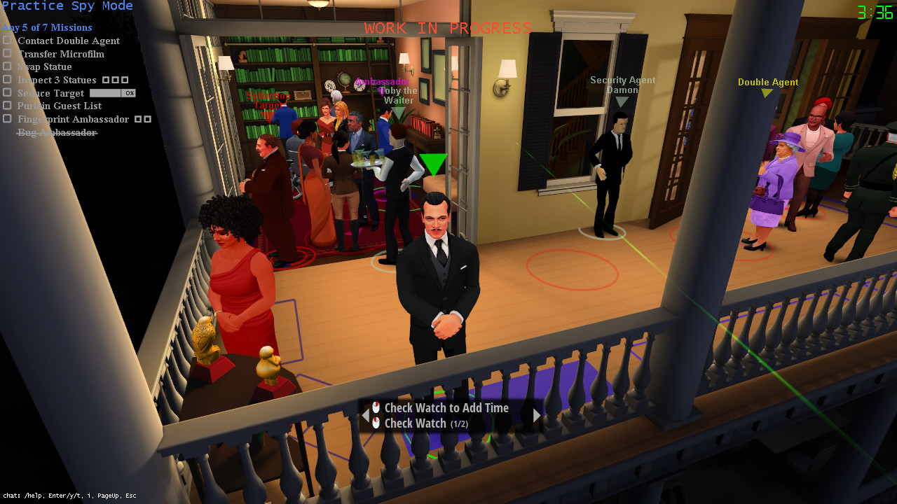 Spy Party Download