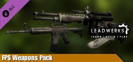 Leadwerks Game Engine - FPS Weapons Pack on Steam