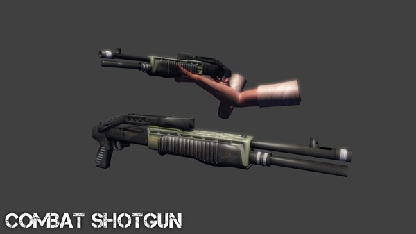 Скриншот из FPS Weapons Pack