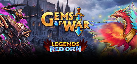 From The Creators Of Puzzle Quest, Play The New Puzzle/RPG/Strategy  Mash Up, GEMS OF WAR! Match Gems To Power Your Spells, And Match Skulls To  Smite Your ...
