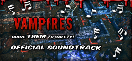 Vampires: Guide Them to Safety! - Soundtrack