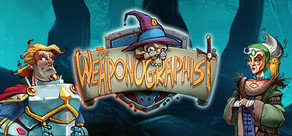 The Weaponographist cover art