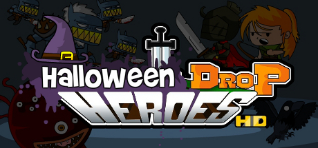 Vertical Drop Heroes - Halloween Theme