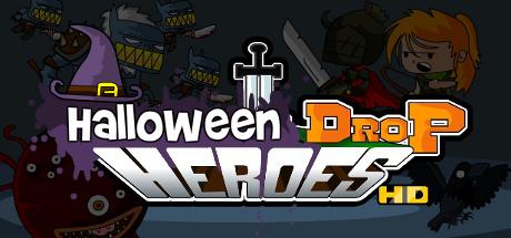 Vertical Drop Heroes - Halloween Theme