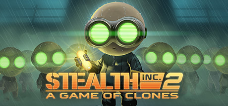 Game Banner Stealth Inc 2: A Game of Clones