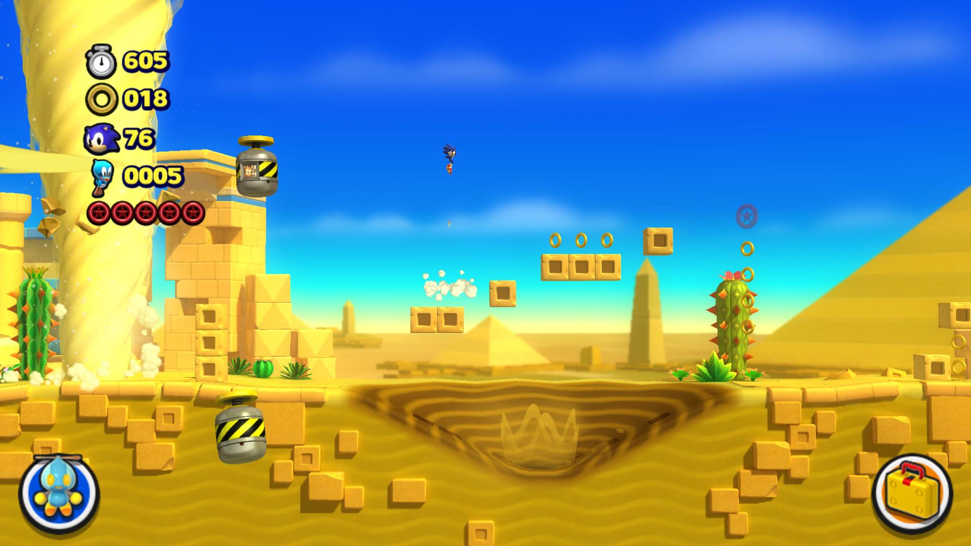Sonic Lost World ESPAÑOL PC Full (CODEX) + REPACK 2 DVD5 (JPW) 2
