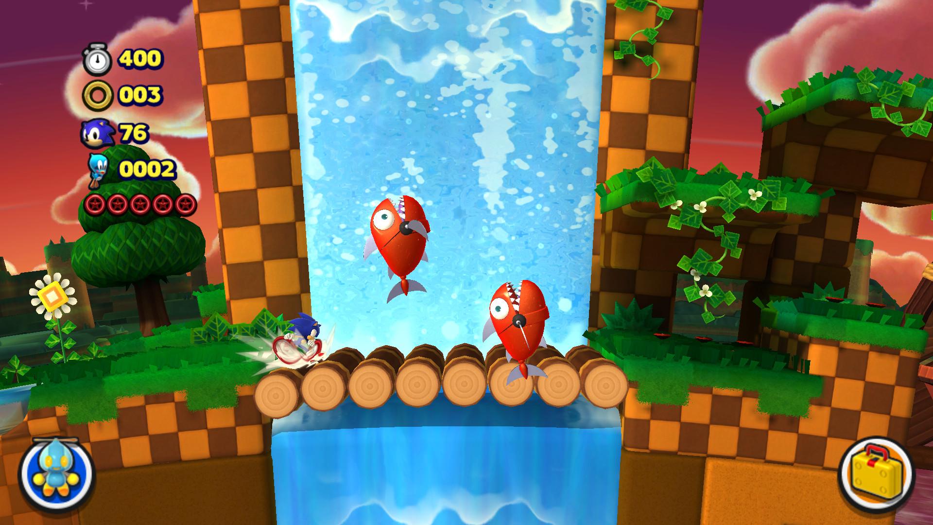Sonic Lost World ESPAÑOL PC Full (CODEX) + REPACK 2 DVD5 (JPW) 9
