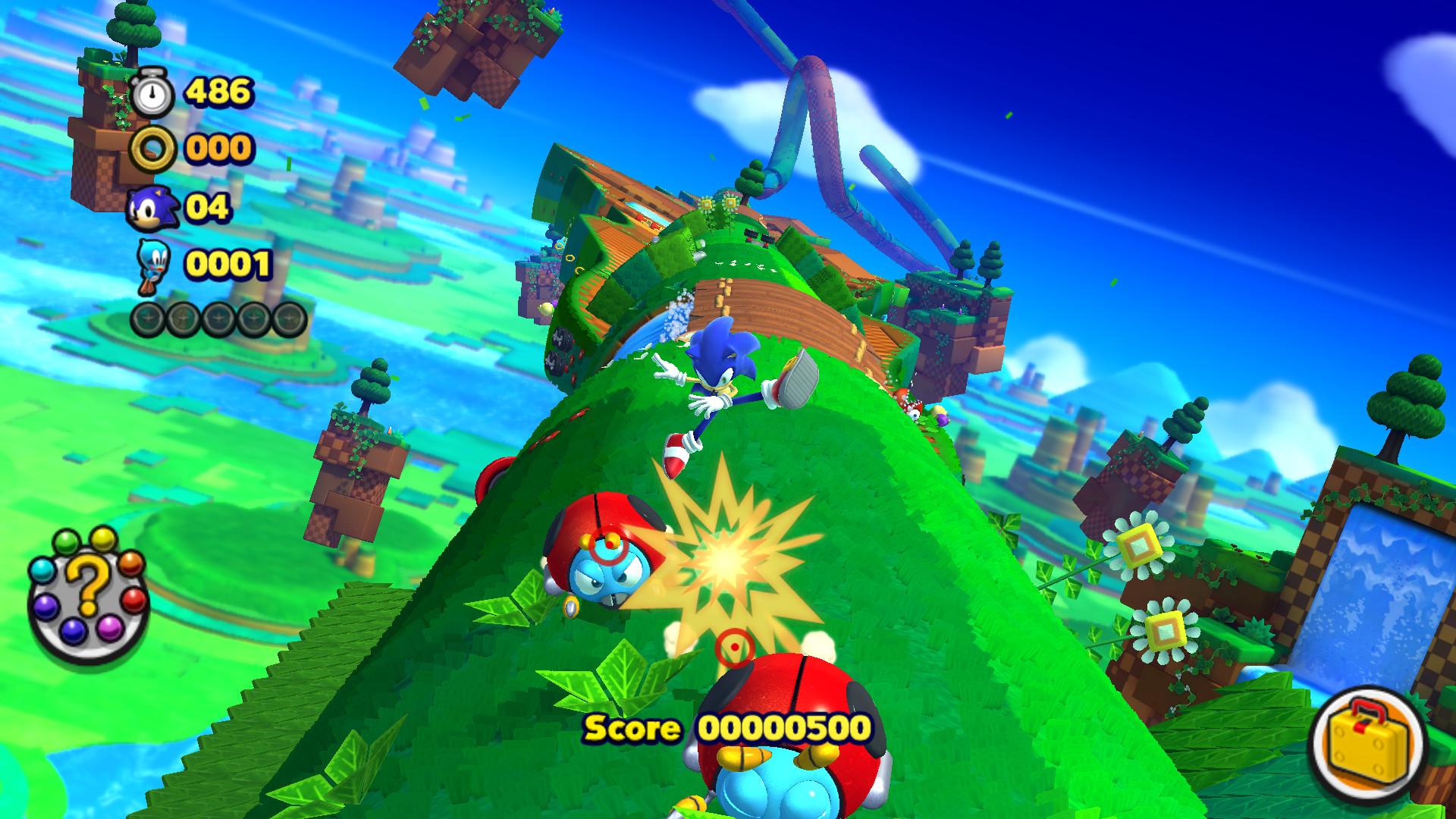 Sonic Lost World ESPAÑOL PC Full (CODEX) + REPACK 2 DVD5 (JPW) 8
