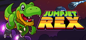 JumpJet Rex cover art