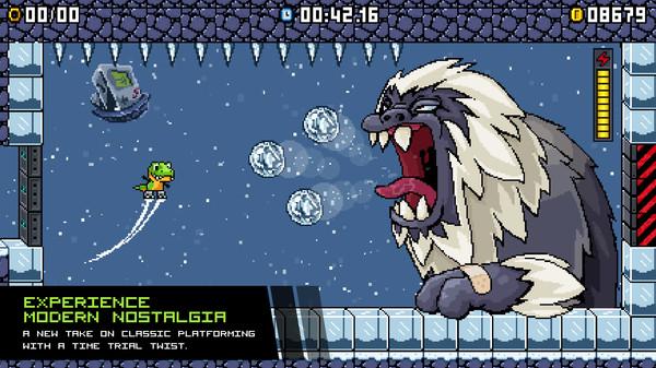 скриншот JumpJet Rex 1