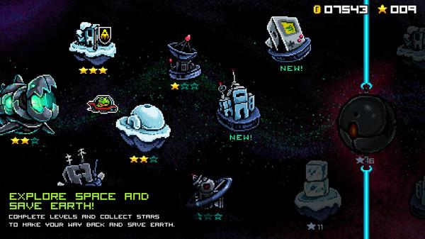 скриншот JumpJet Rex 2