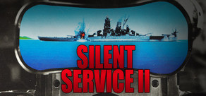Silent Service 2 cover art