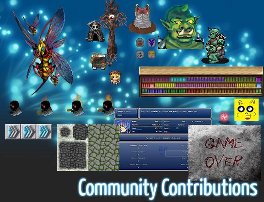 RPG Maker VX Ace - Community Resource Pack on Steam