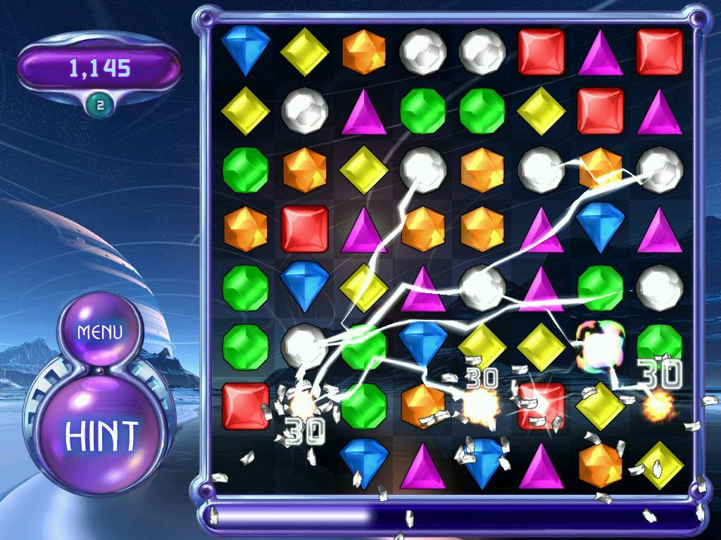 Bejeweled 2 Deluxe - Free download and software reviews ...