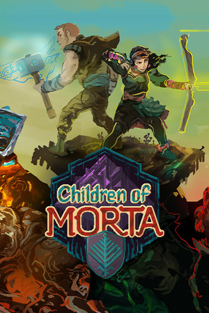 Children of Morta poster image on Steam Backlog