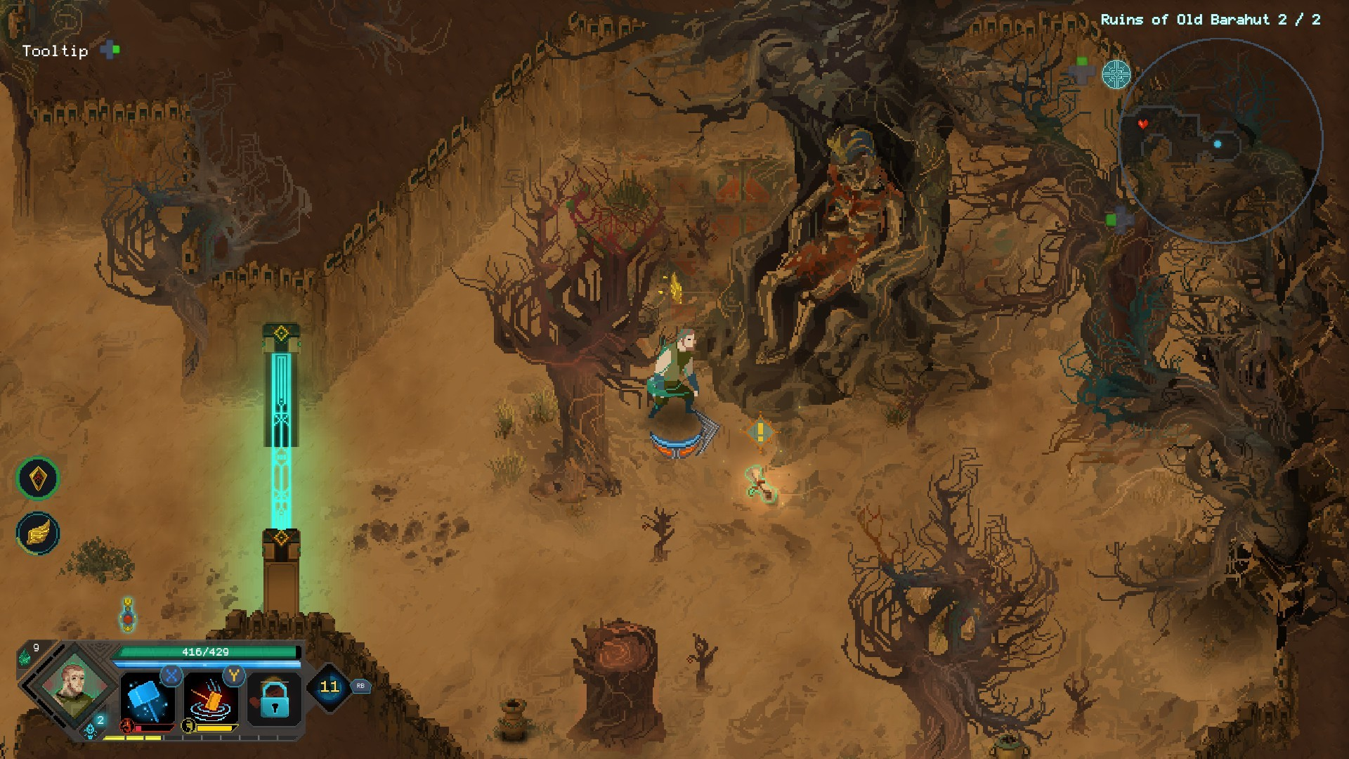 Children of Morta Screenshot 1
