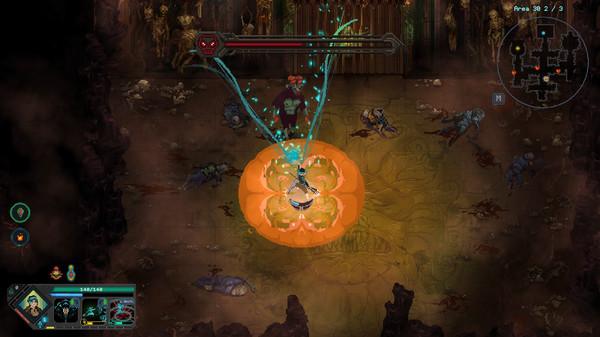 скриншот Children of Morta 0
