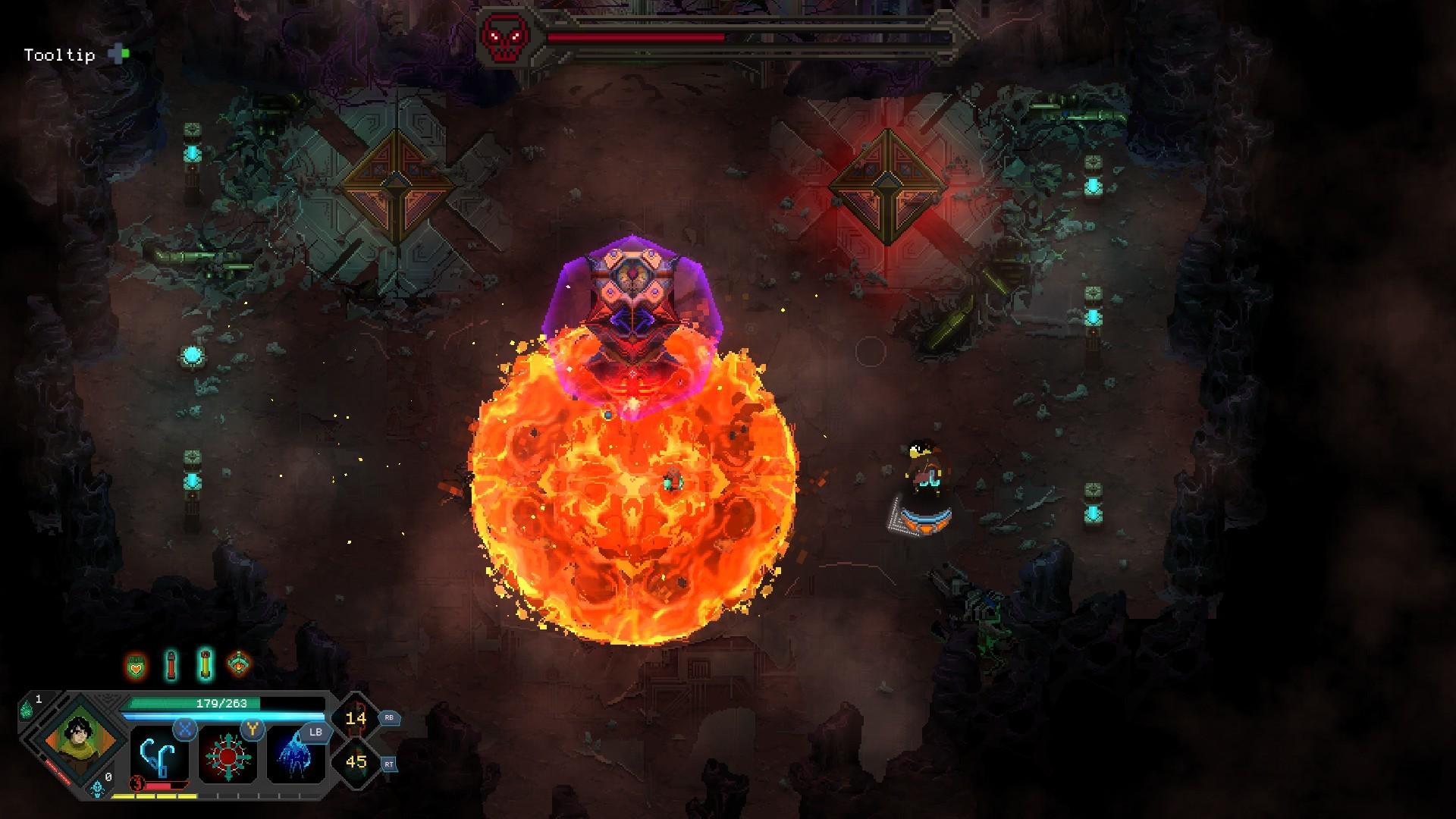 Children of Morta Screenshot 3