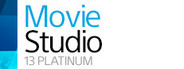Sony Movie Studio 13 Platinum - Steam Powered