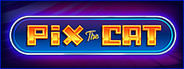 Pix the Cat capsule logo