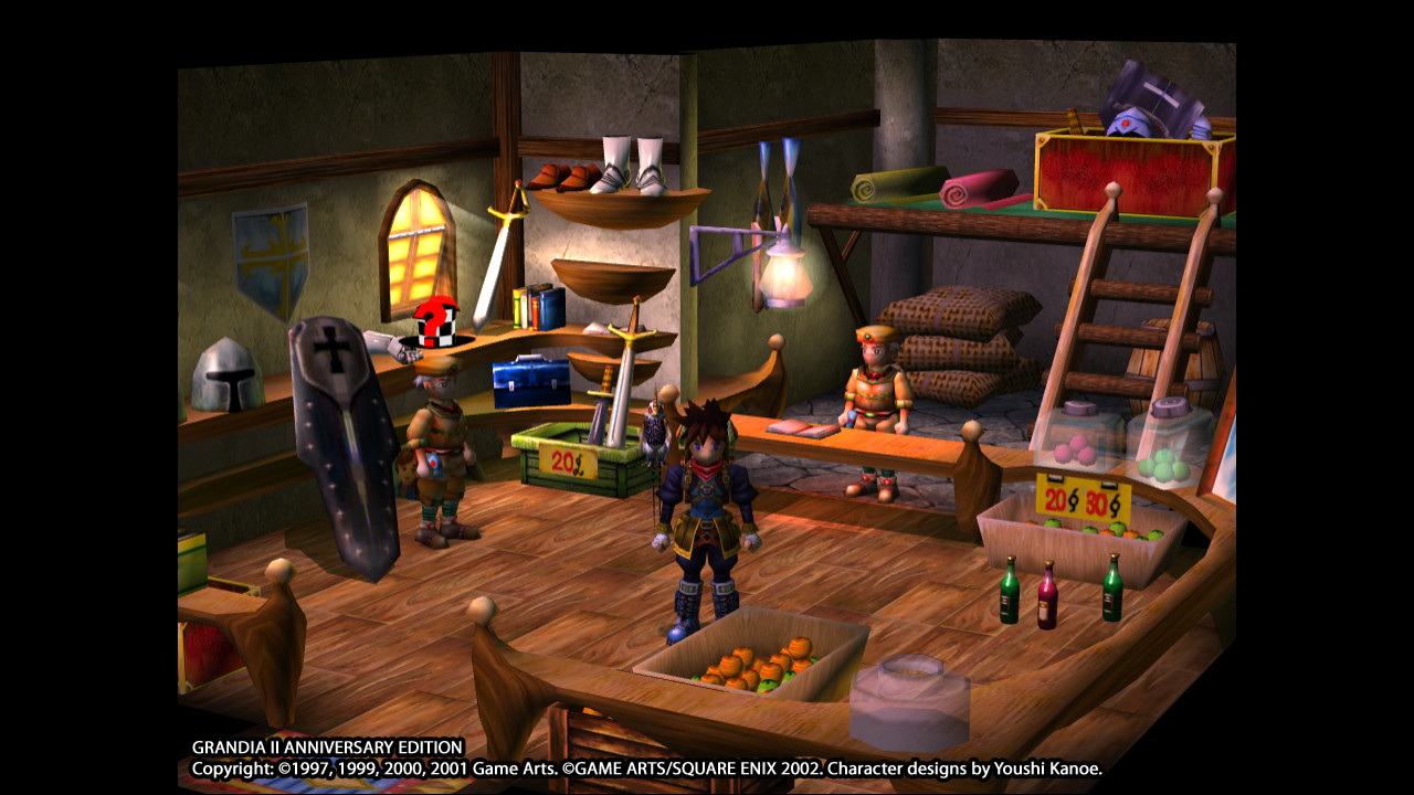 Grandia II Anniversary Edition - Download - Free GoG PC Games