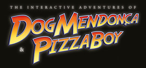 The Interactive Adventures of Dog Mendonça and Pizzaboy cover art